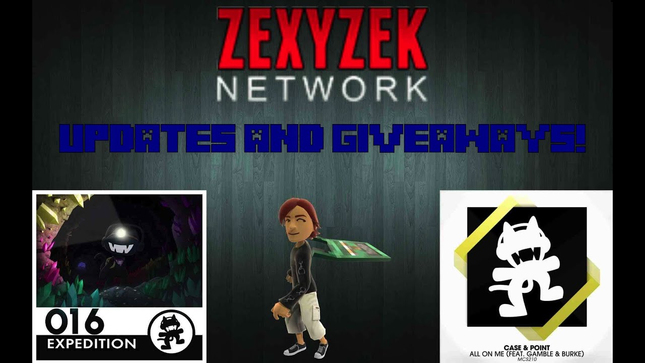 Ended] MINECON CAPE XBOX Live GIVEAWAY MONSTERCAT GIVEAWAYS 1920x1200