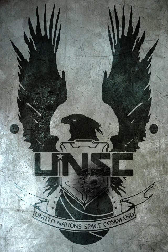 Unsc Wallpaper 640x960