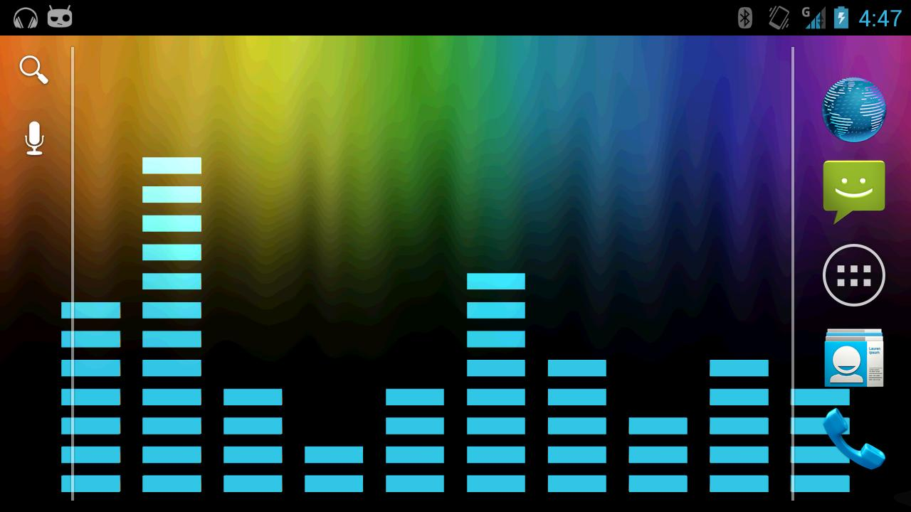 EQ Music Live Wallpaper on WallpaperSafari