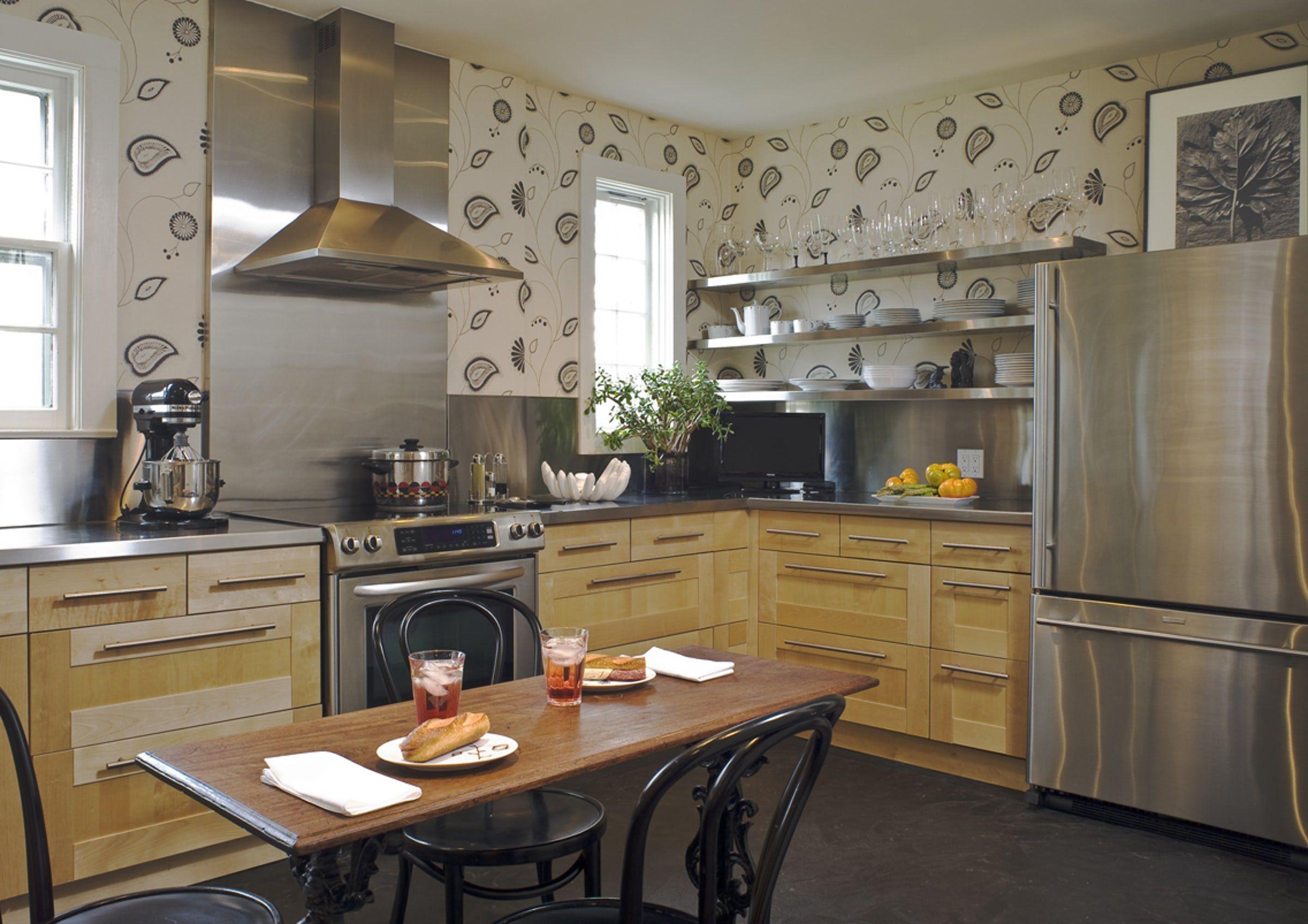 Free Download Gorgeous Kitchen Wallpaper Ideas Best Wallpaper For