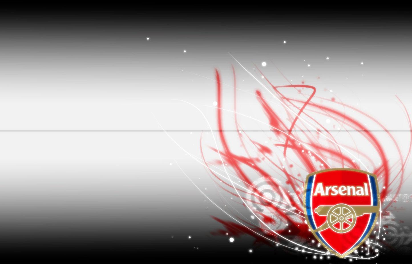 Arsenal FC Logo 2013 HD Wallpaper for Desktop 1444x927
