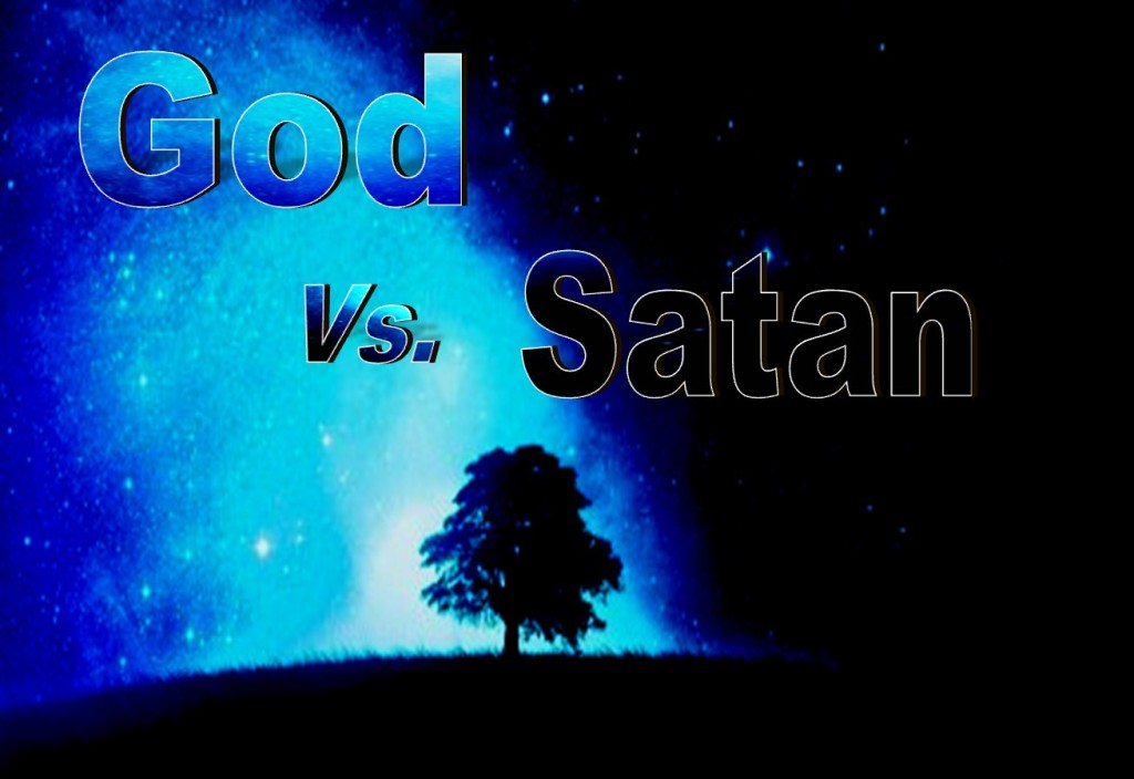 god vs devil wallpaper - photo #37