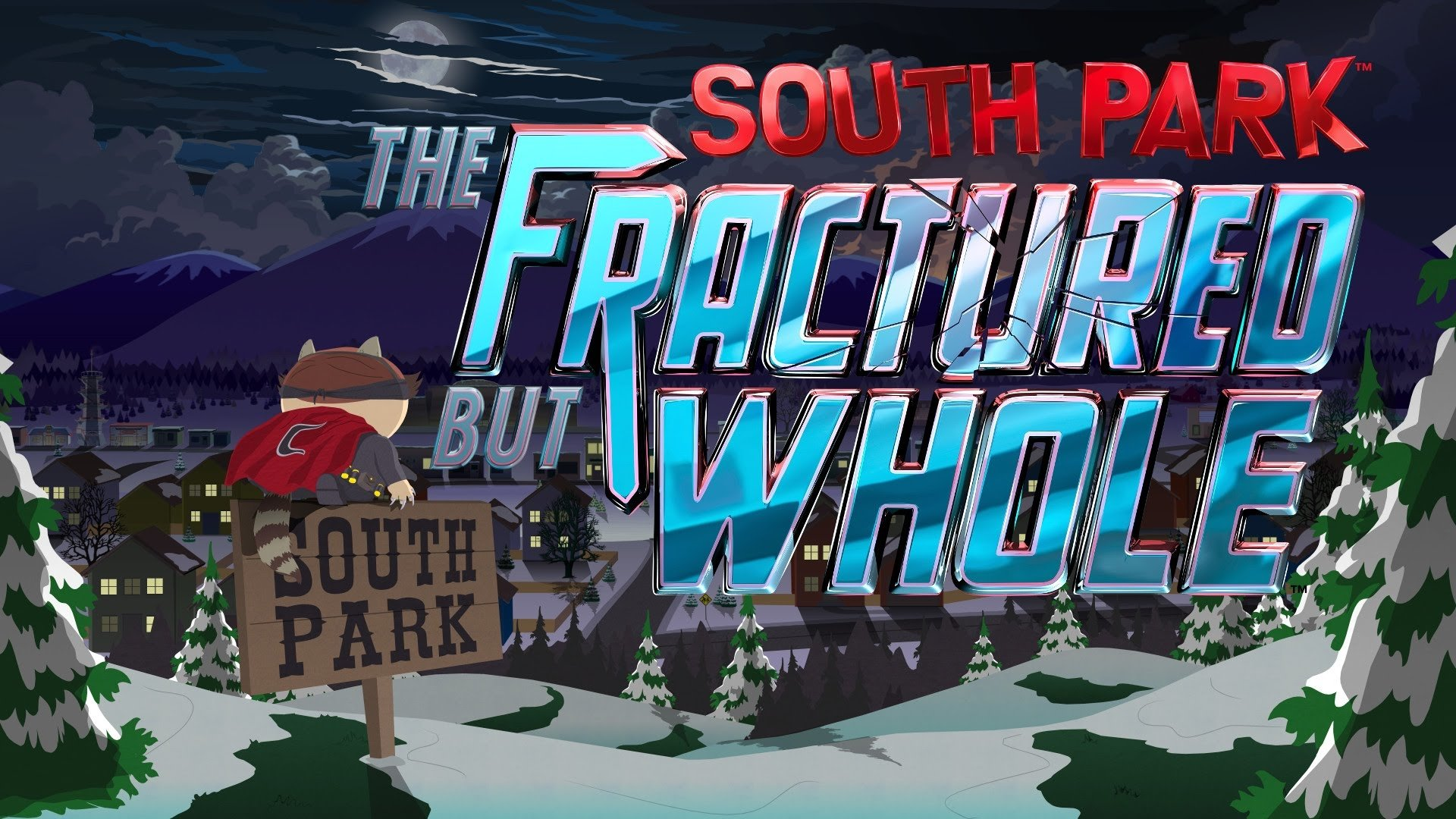 South Park The Fractured But Whole HD Wallpaper Background 1920x1080