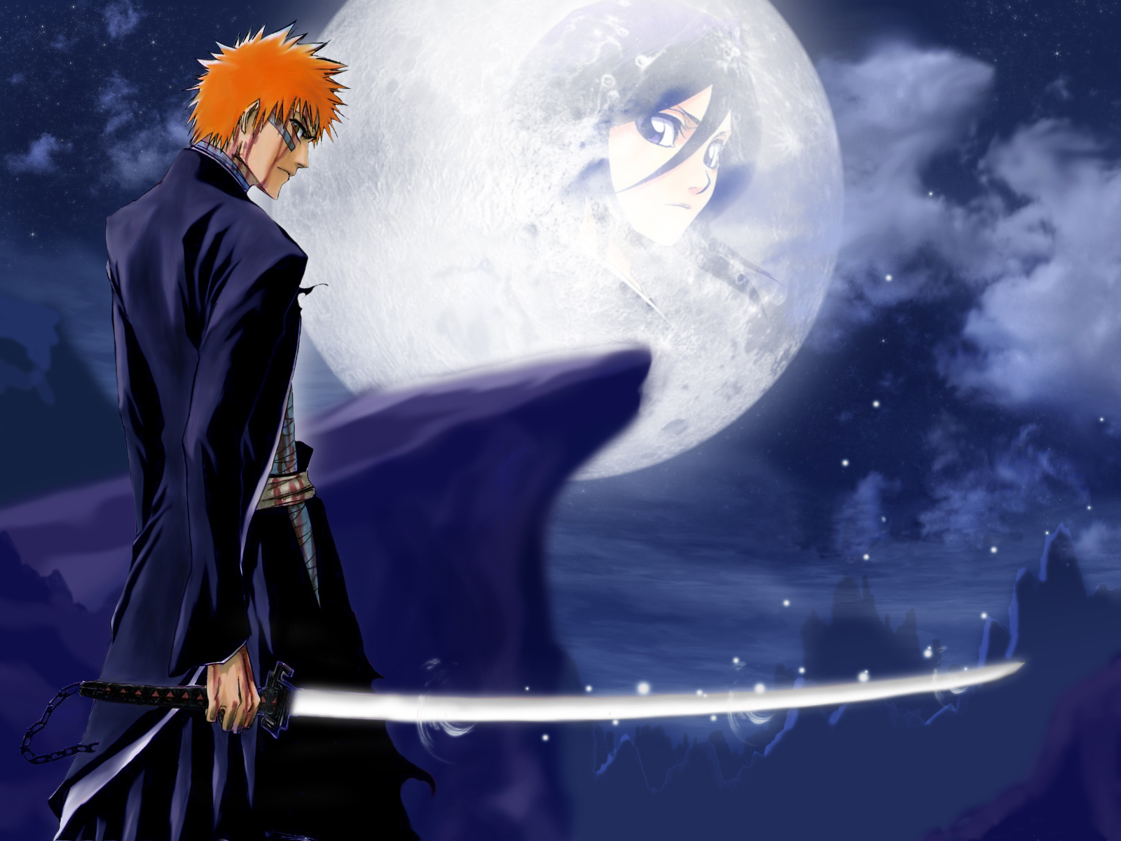 Best Desktop HD Wallpaper   bleach wallpapers 1600x1200