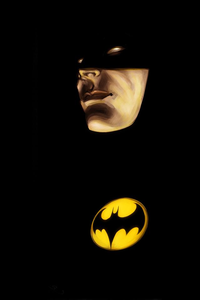 Batman iPhone Wallpaper iPod Wallpaper HD   Download iPhone 640x960