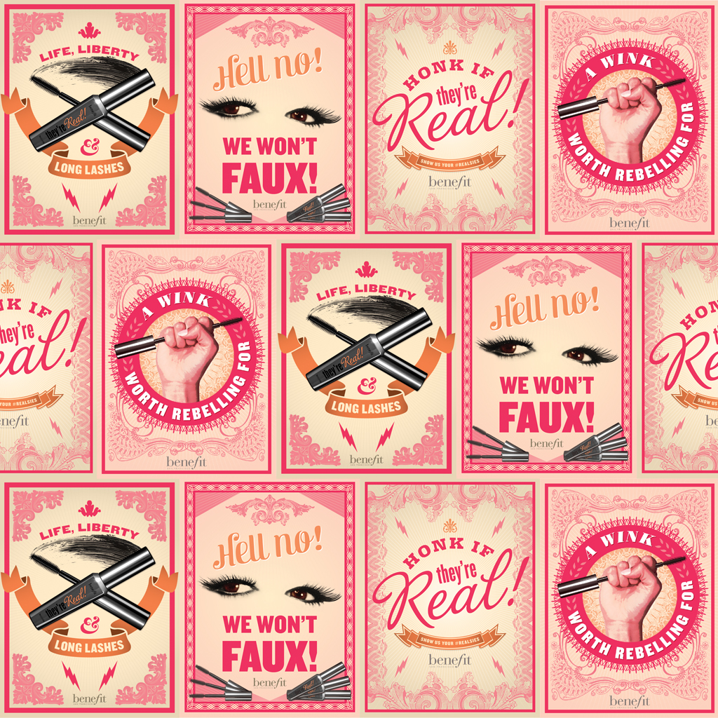 48 Benefit Cosmetics Wallpaper On Wallpapersafari