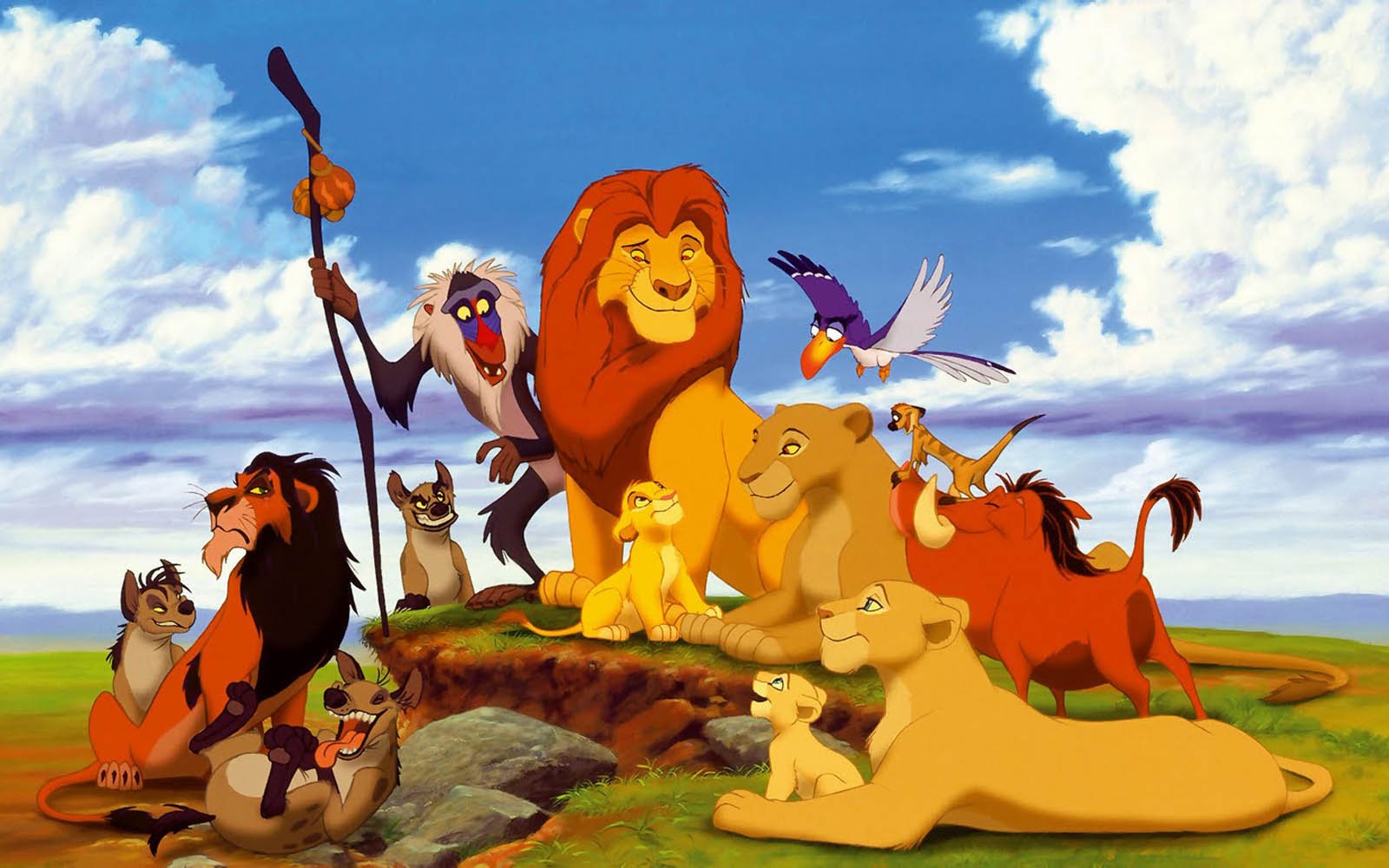 Lion King Wallpapers TheLion King Desktop Wallpapers The Lion King 1600x1000