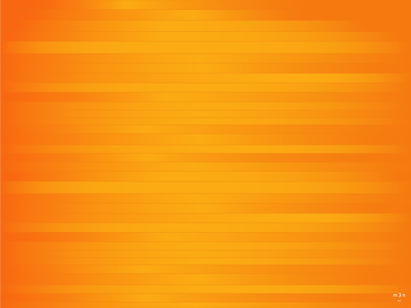 Orange wallpaper by xp 9 800x600