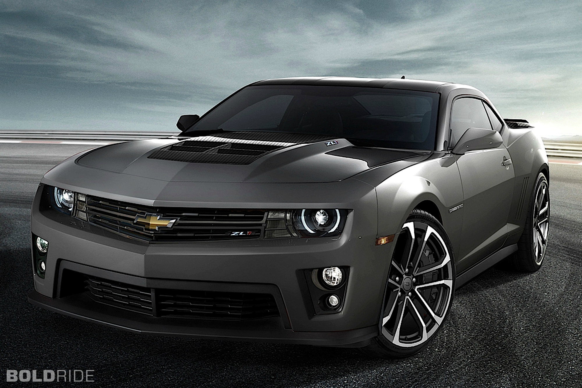 2011 Chevrolet Camaro ZL1 Carbon Concept wallpaper 2000x1333 78516 2000x1333