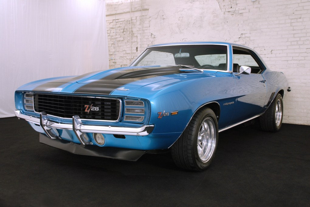 1969 Rs Z28 Camaro For Sale httpwwwpic2flycom1969RsZ28Camaro 1020x683