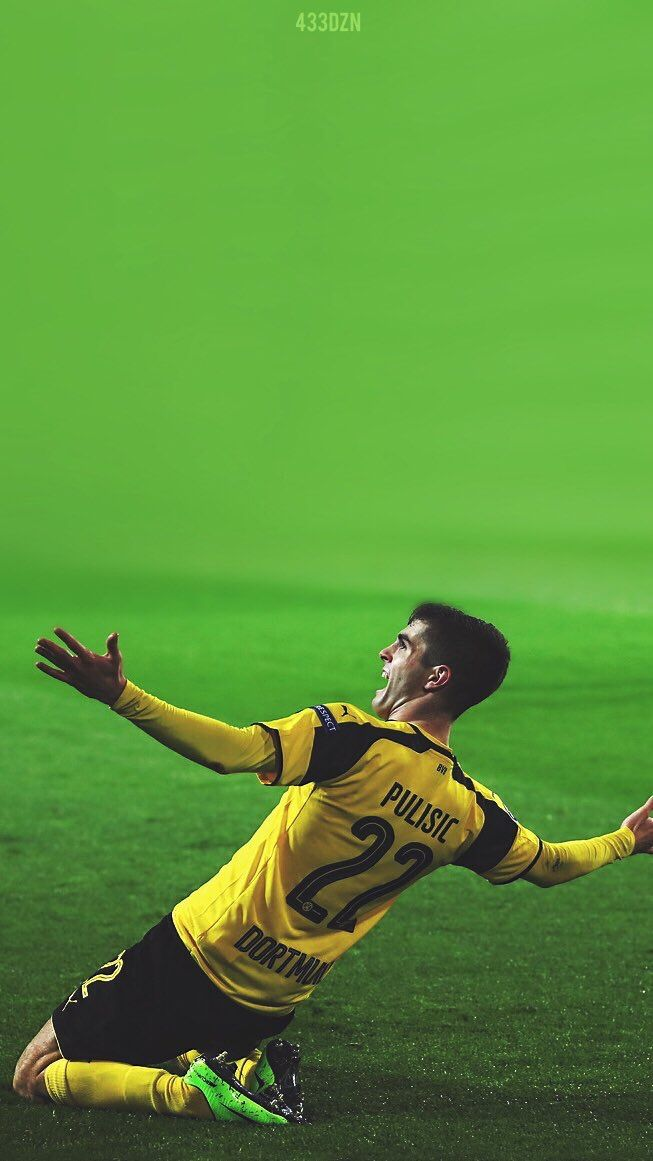 christian pulisic wallpaper Phone Christian pulisic Soccer 653x1161