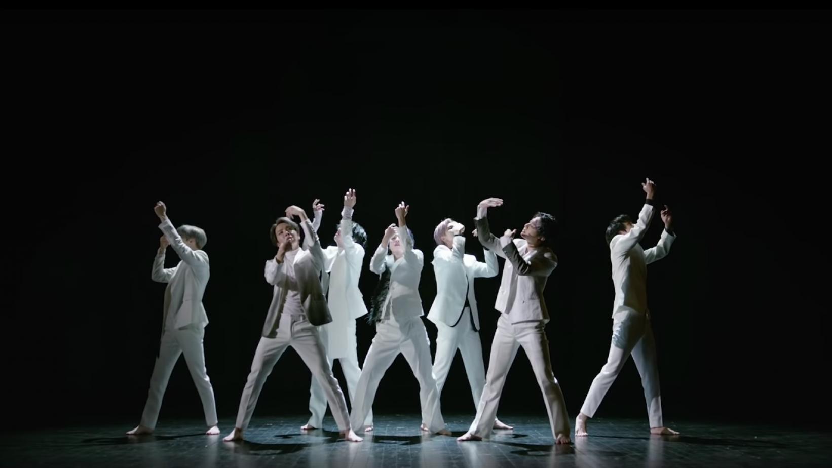 BTS Release New Music Video For Black Swan GRAMMYcom 1642x924