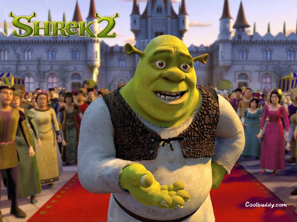 Papel De Parede Shrek 4 Wallpaper Para Download No Celular Ou 1024x768