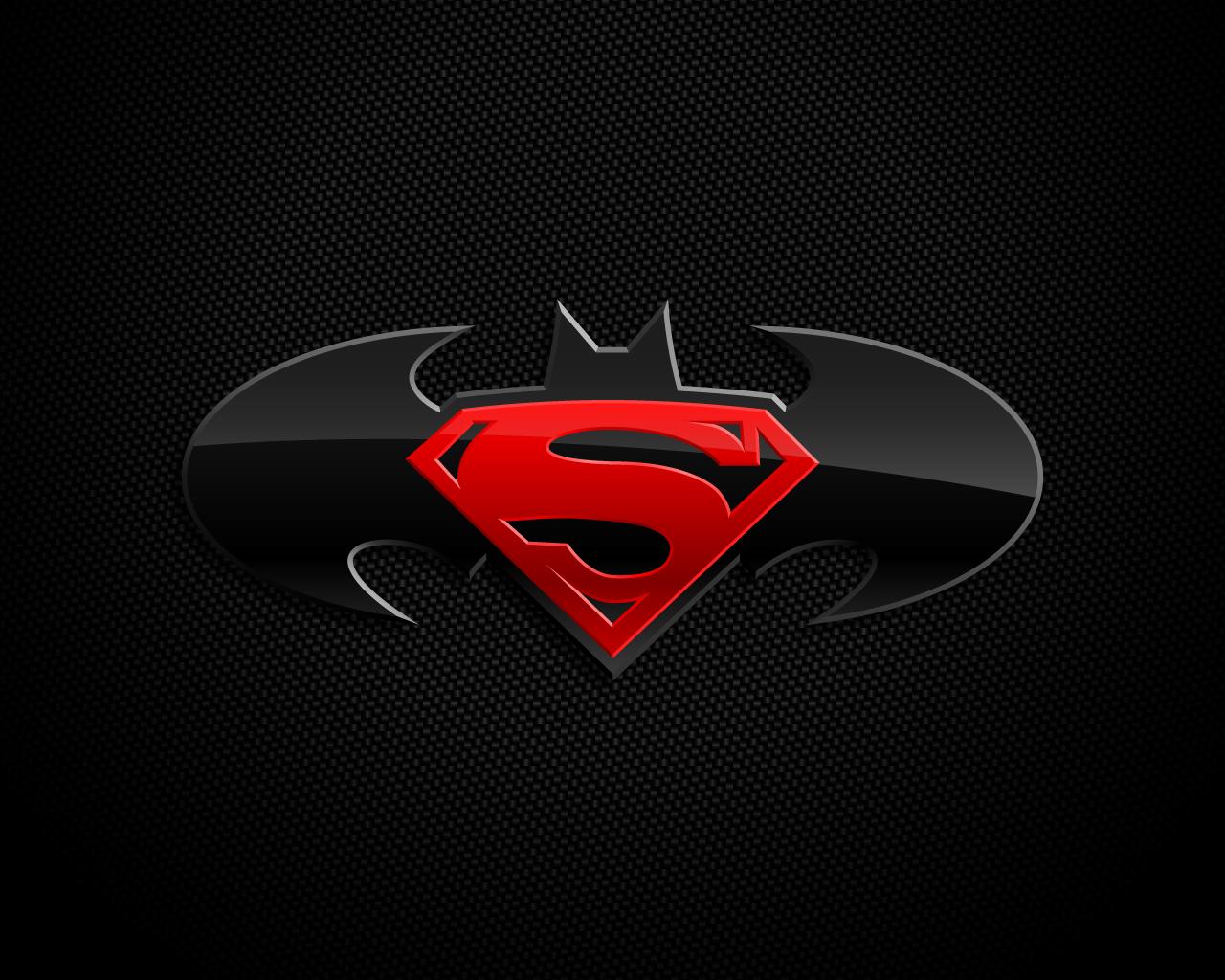 Superman Batman 1280x1024