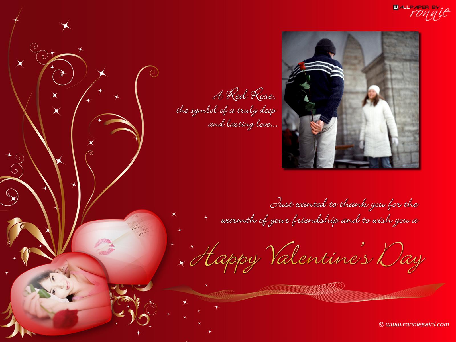 Valentines Day Wallpaper 1600x1200