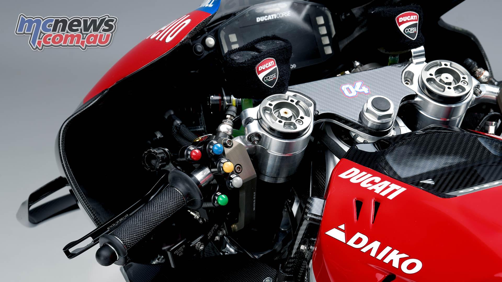 2019 Ducati Desmosedici GP19 Images in detail MCNewscomau 1920x1080