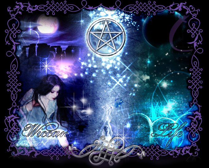 Wiccan Moon Wallpaper Full Moon Wiccan 680x545
