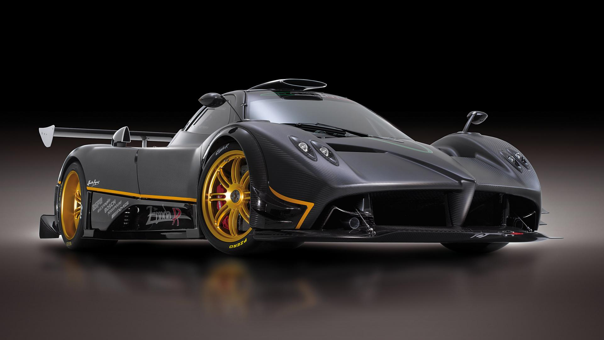 Pagani Zonda R Coo Sports Car   1080p HD Wallpaper Car HD Wallpapers 1920x1080