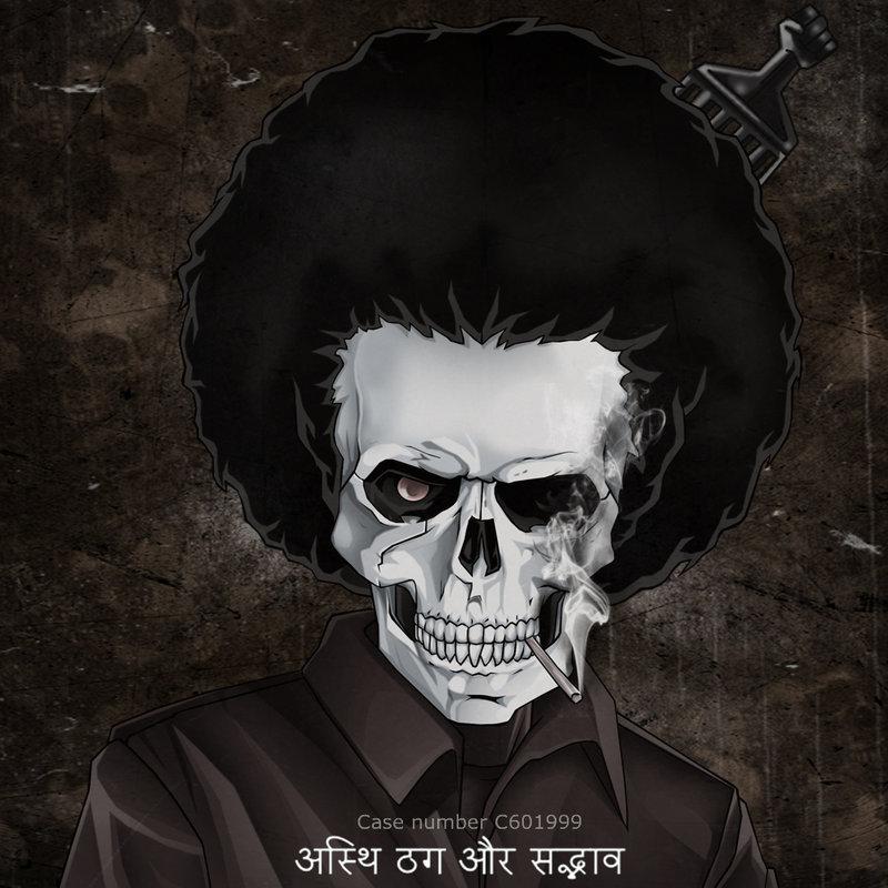 Bone Thugs Skull by Darkness1999th 800x800