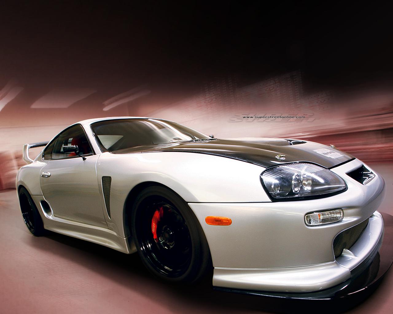 Luxury Cars Toyota Supra Cars Wallpaper 1280x1024