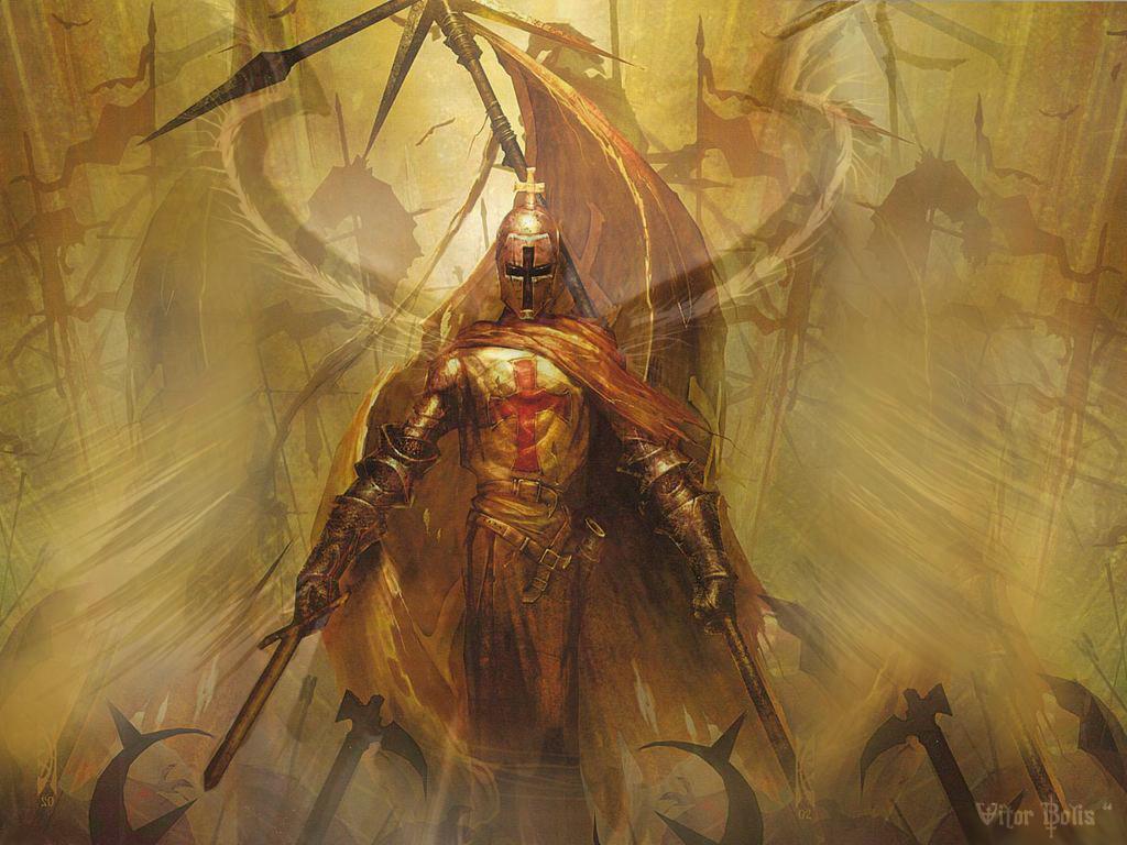 Templar Wallpaper - WallpaperSafari