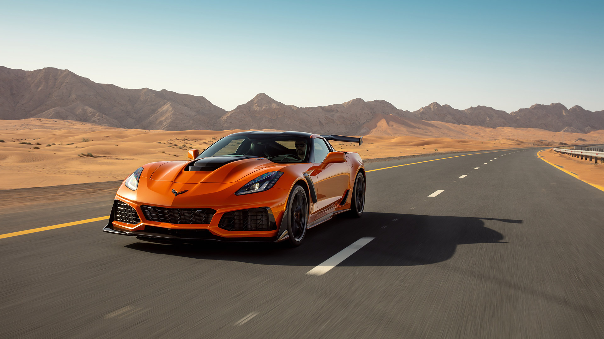 2019 Chevrolet Corvette ZR1 Wallpapers HD Images 1920x1080
