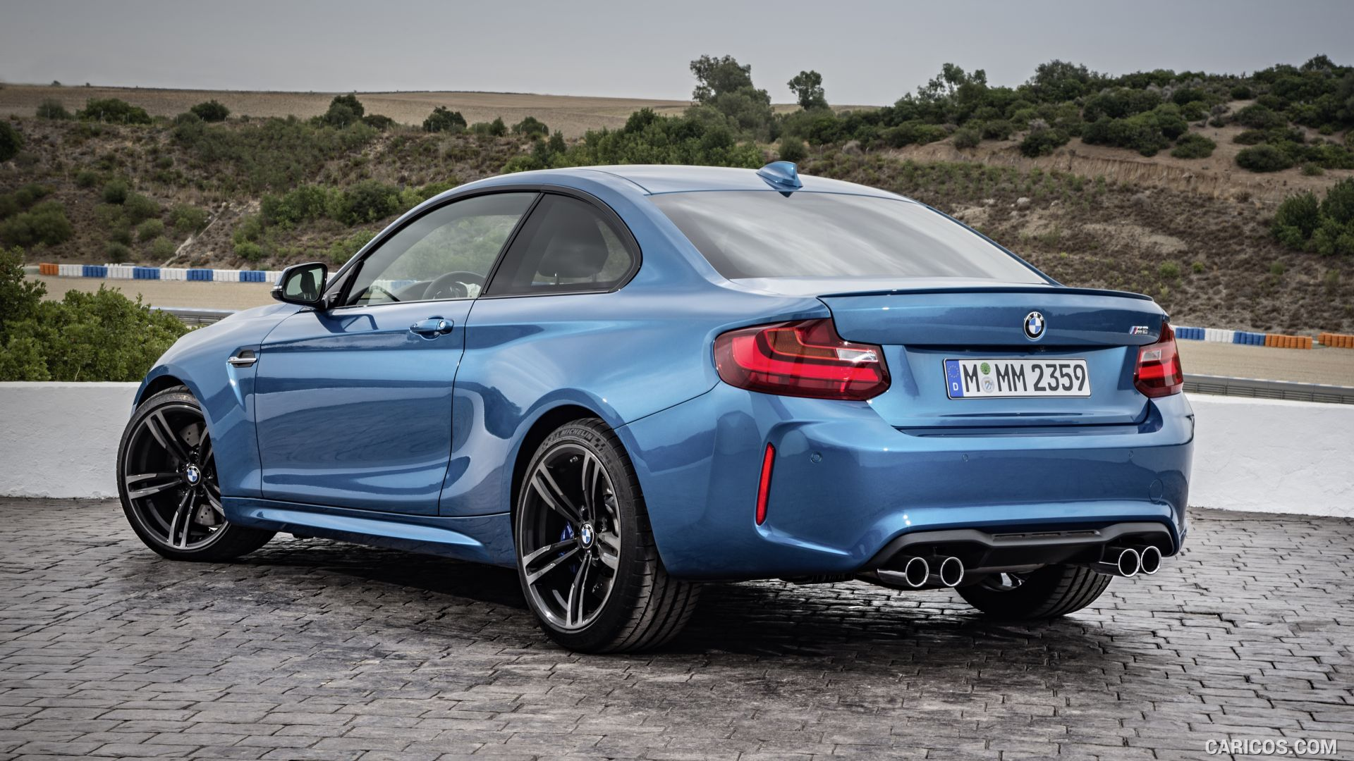 Gorgeous BMW M2 Wallpaper Full HD Pictures 1920x1080