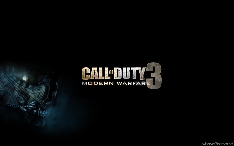 Call of Duty Modern Warfare 3 Wallpaper 1440x900