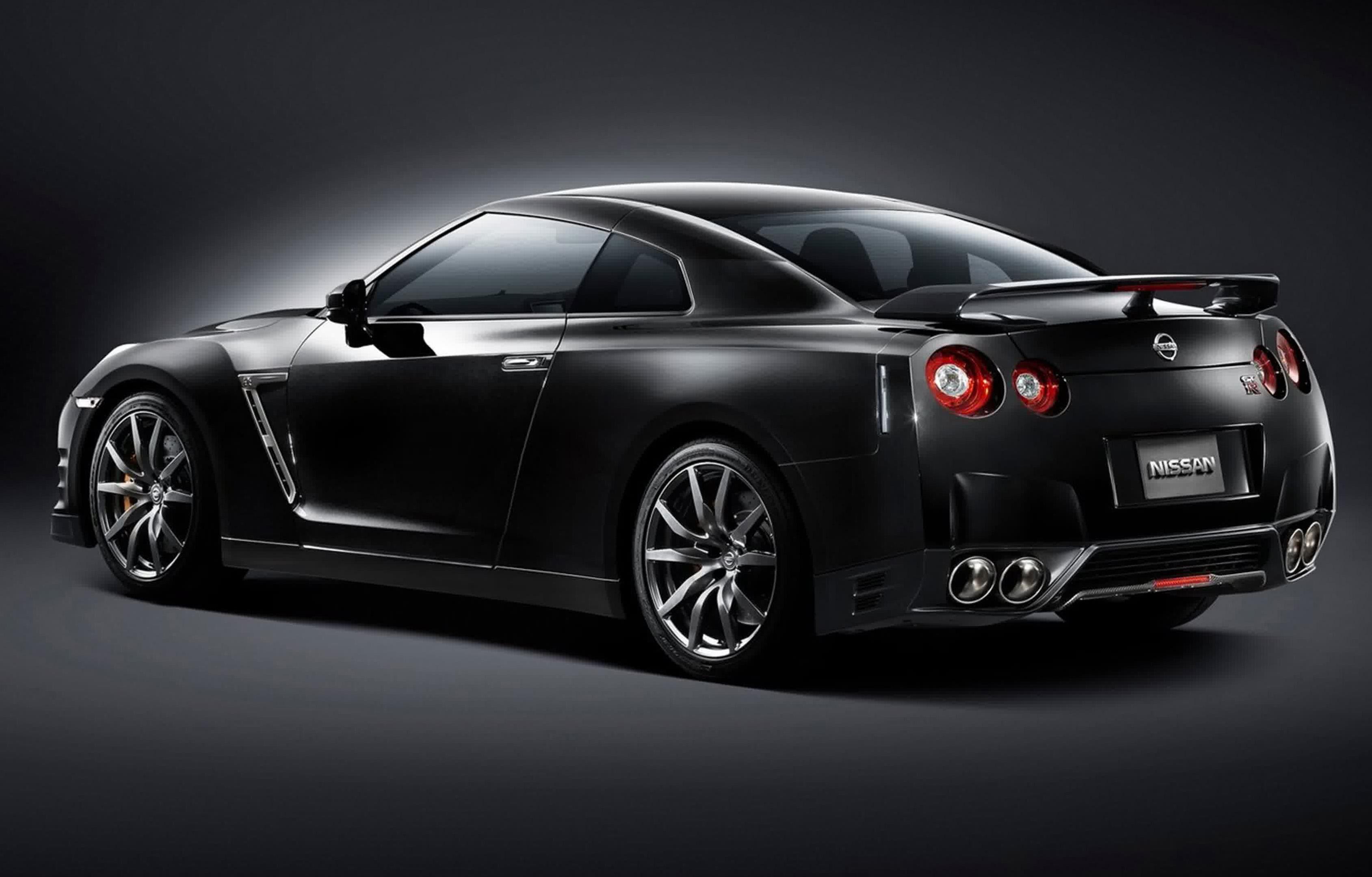 2016 Nissan Gt R Black Edition Image 481 3378x2160
