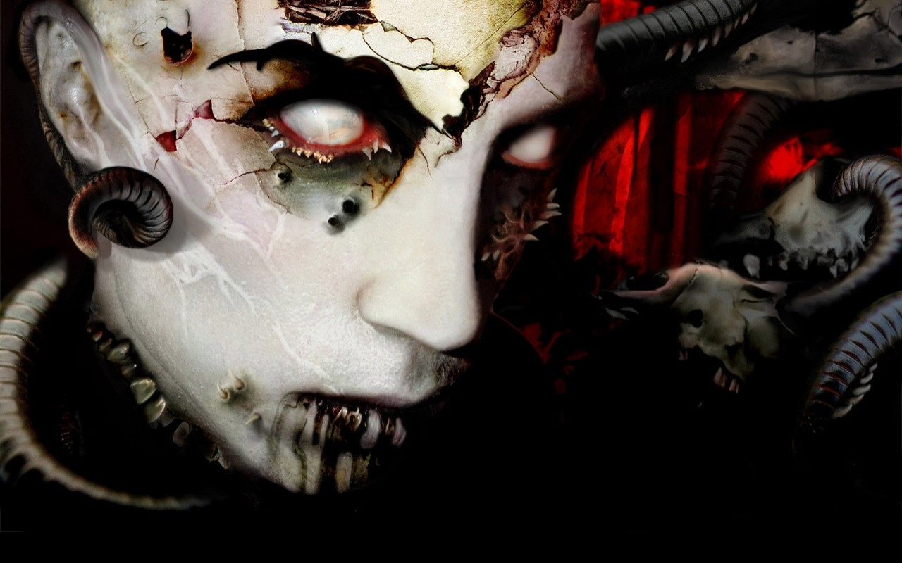 Scary HD Wallpapers 1080p