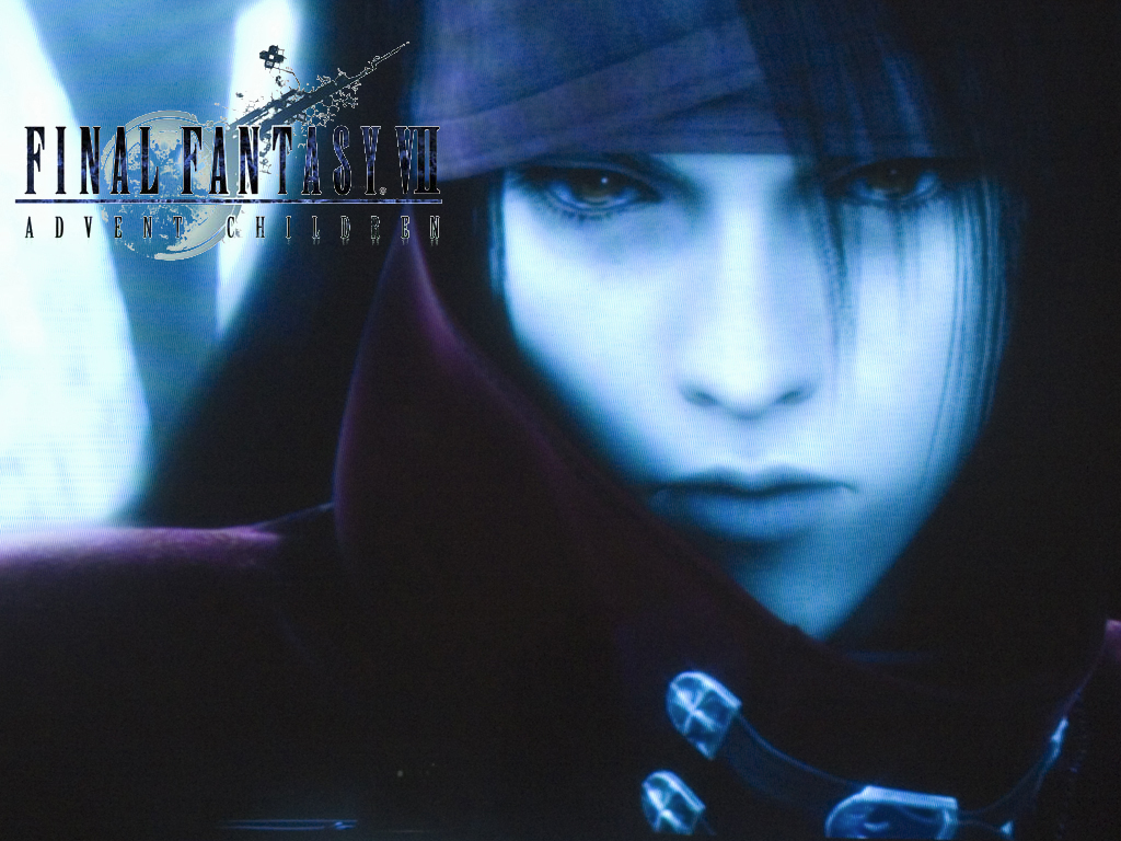 Final Fantasy VII Advent Children   Wallpaper   Compilation of Final 1024x768