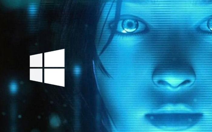 Cortana Wallpaper