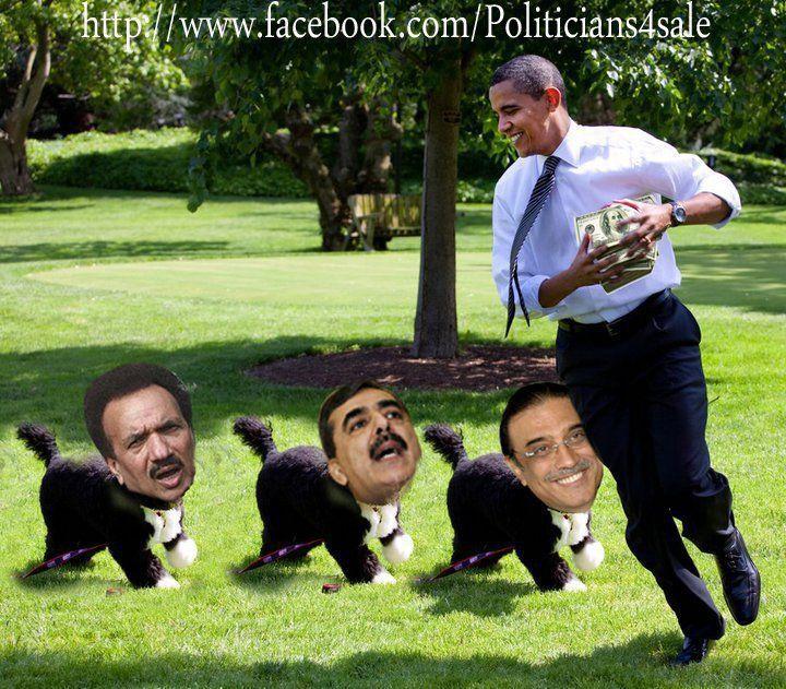 Funny President Wallpaper