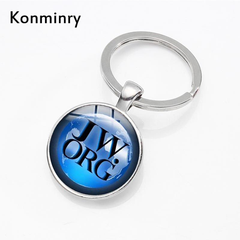 Konminry Stylish Earth Planet Background JW Key Chains Holder 800x800