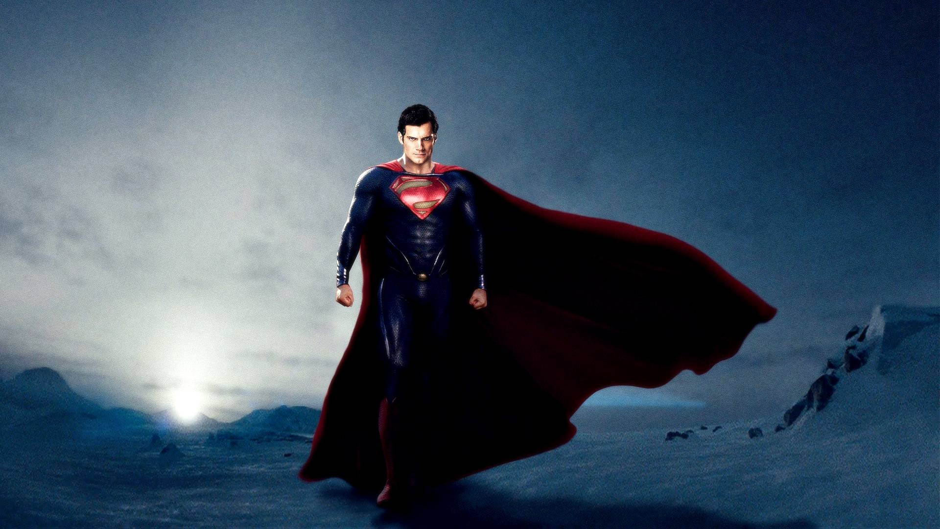 Superman in Man of SteelHD WallpapersImagesPictures 1920x1080