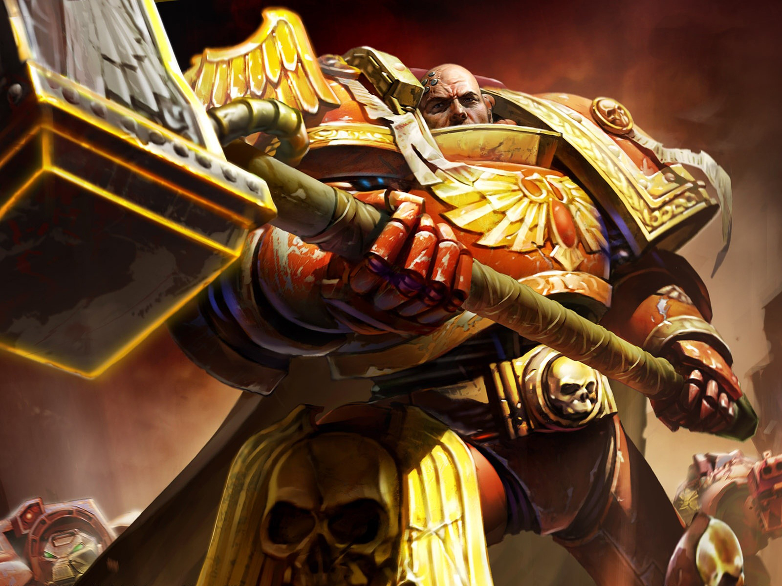 Wallpaper Warhammer 40 Download Wallpaper DaWallpaperz 1600x1200