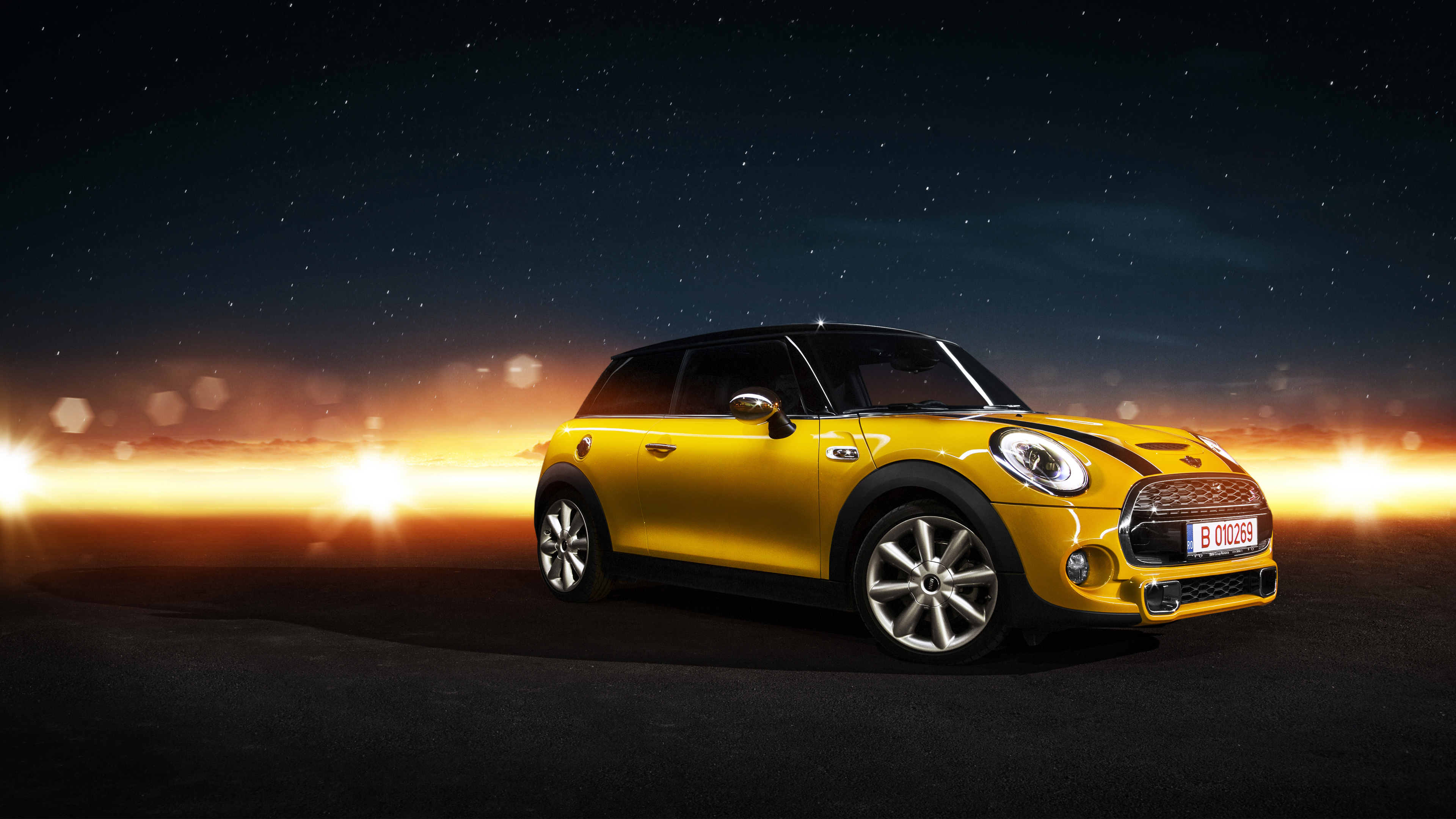 Pics Photos   Mini Cooper Wallpaper Logo Mini Cooper 3840x2160