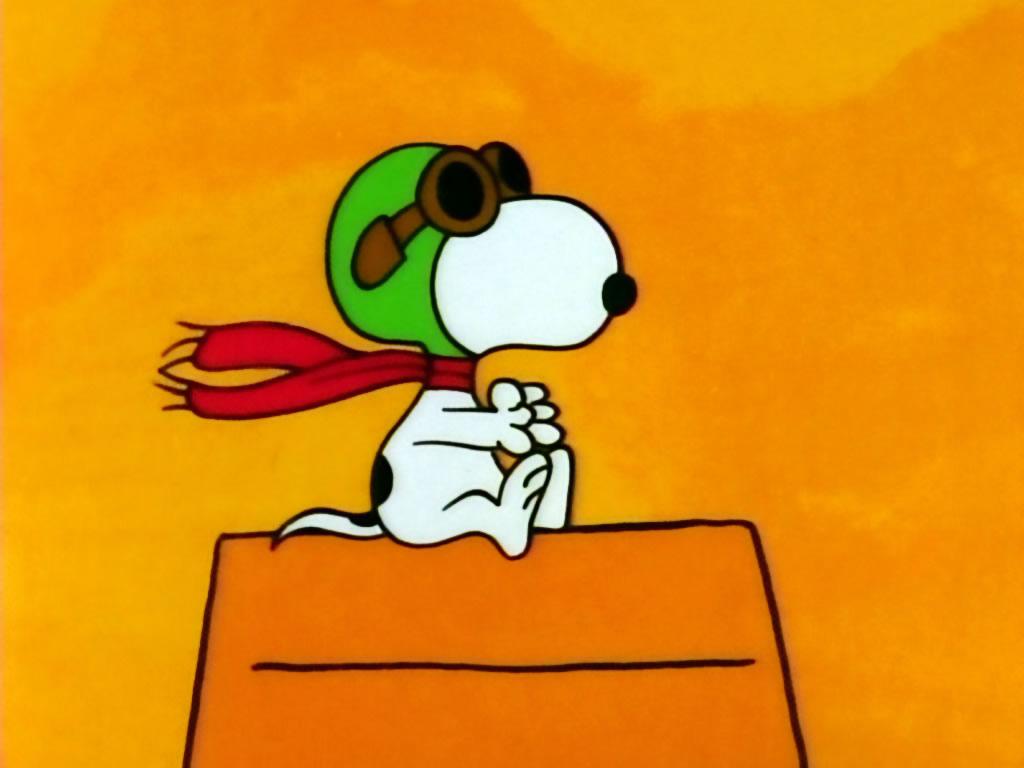 Peanuts Snoopy 1024x768