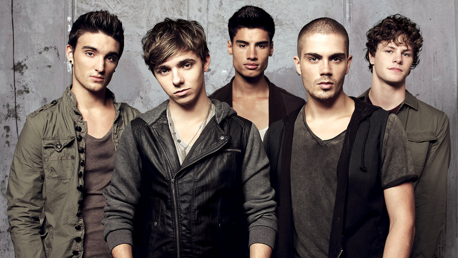 The Wanted xx   The Wanted Wallpaper 32887891 1920x1080