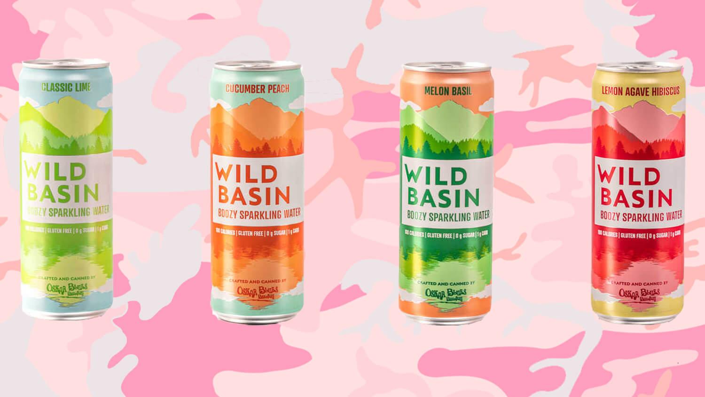 Oskar Blues Brewery Launches Vegan LaCroix Style Wild Basin 1500x844
