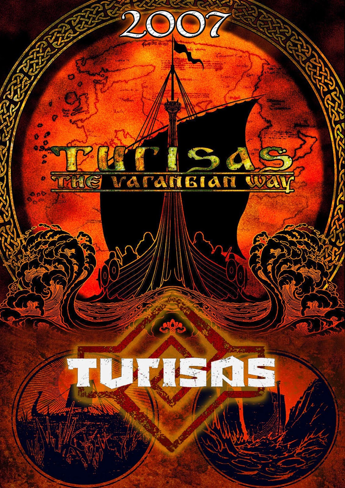 Metal Wallpaper Nash Turisas The Varangian Way 1131x1600