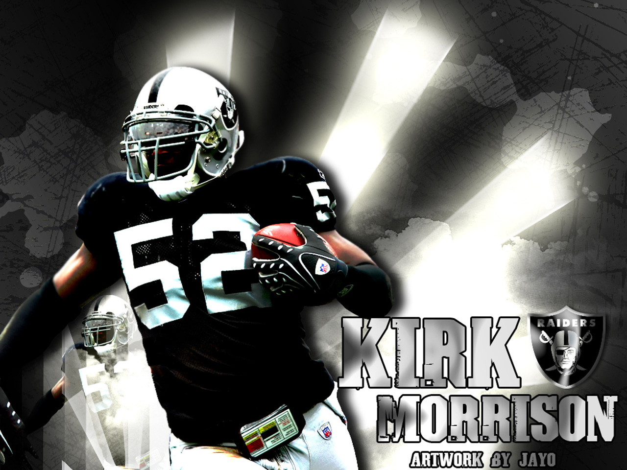 Oakland Raiders Wallpaper Background Wallpapersafari