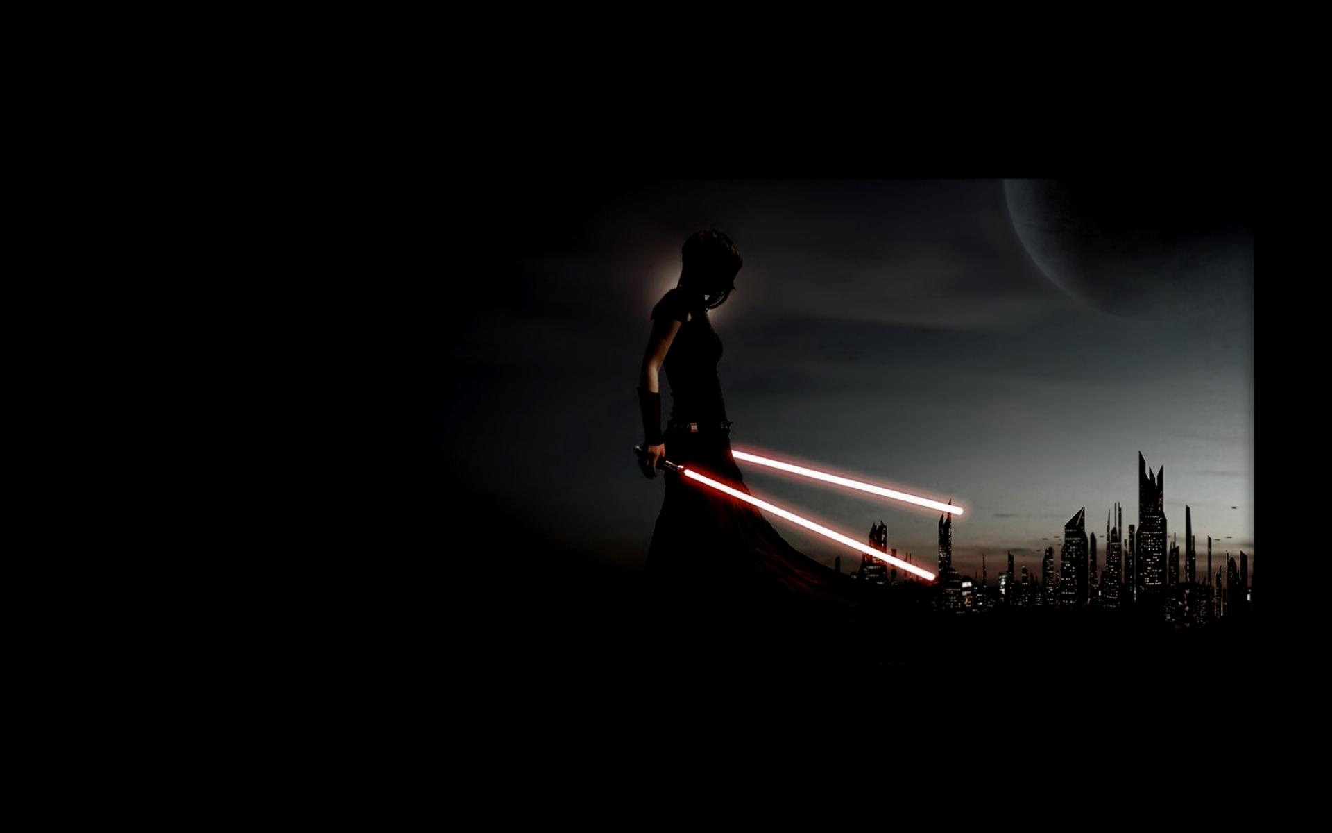 star wars lightsabers sith warriors 1680x1050 wallpaper Art HD 1920x1200