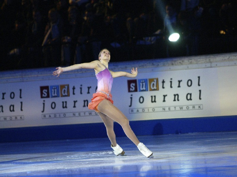 Wallpaper Carolina Kostner   Ice Skating Wallpaper 10280864 800x600