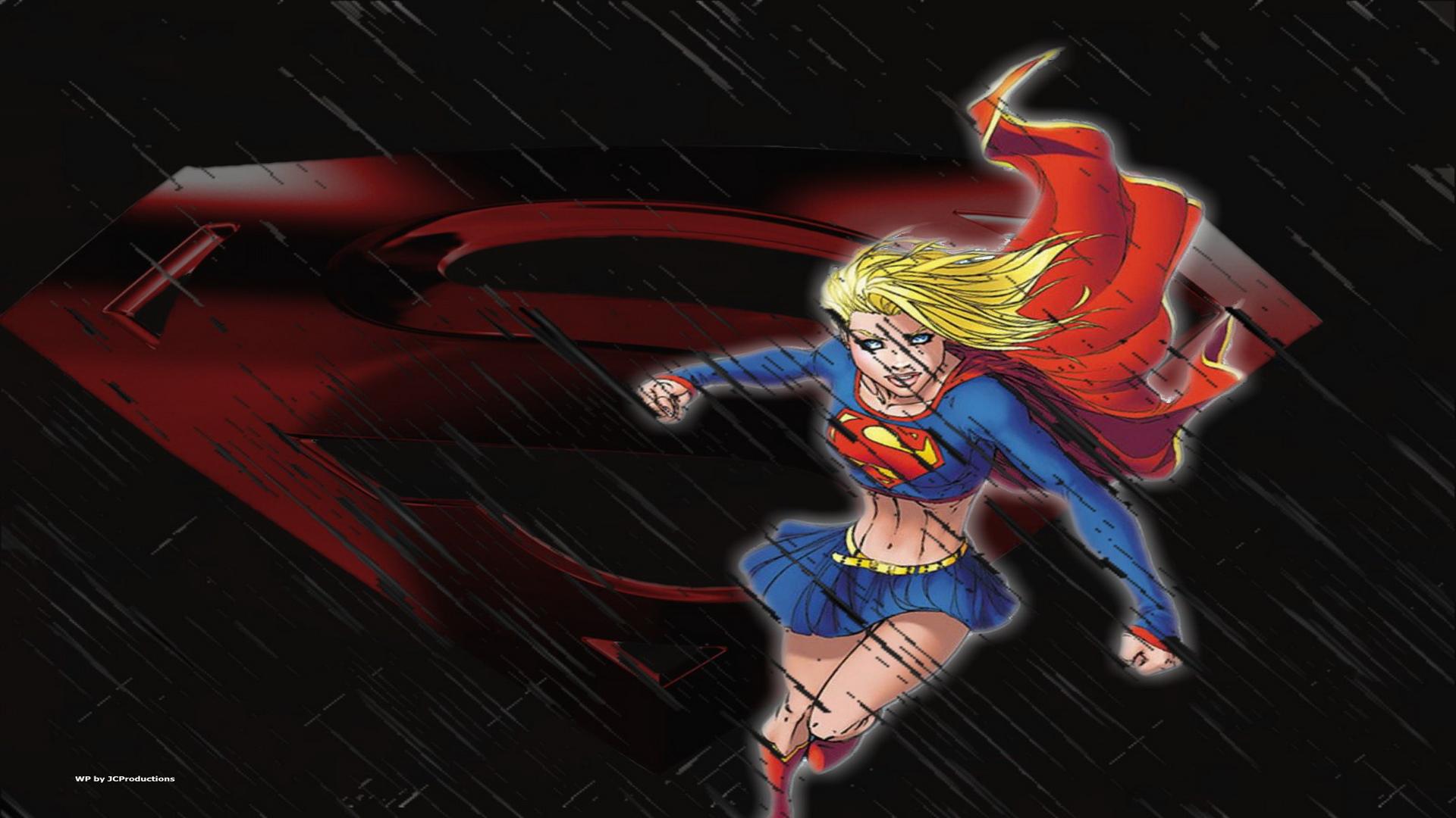 dark supergirl wallpaper - photo #3