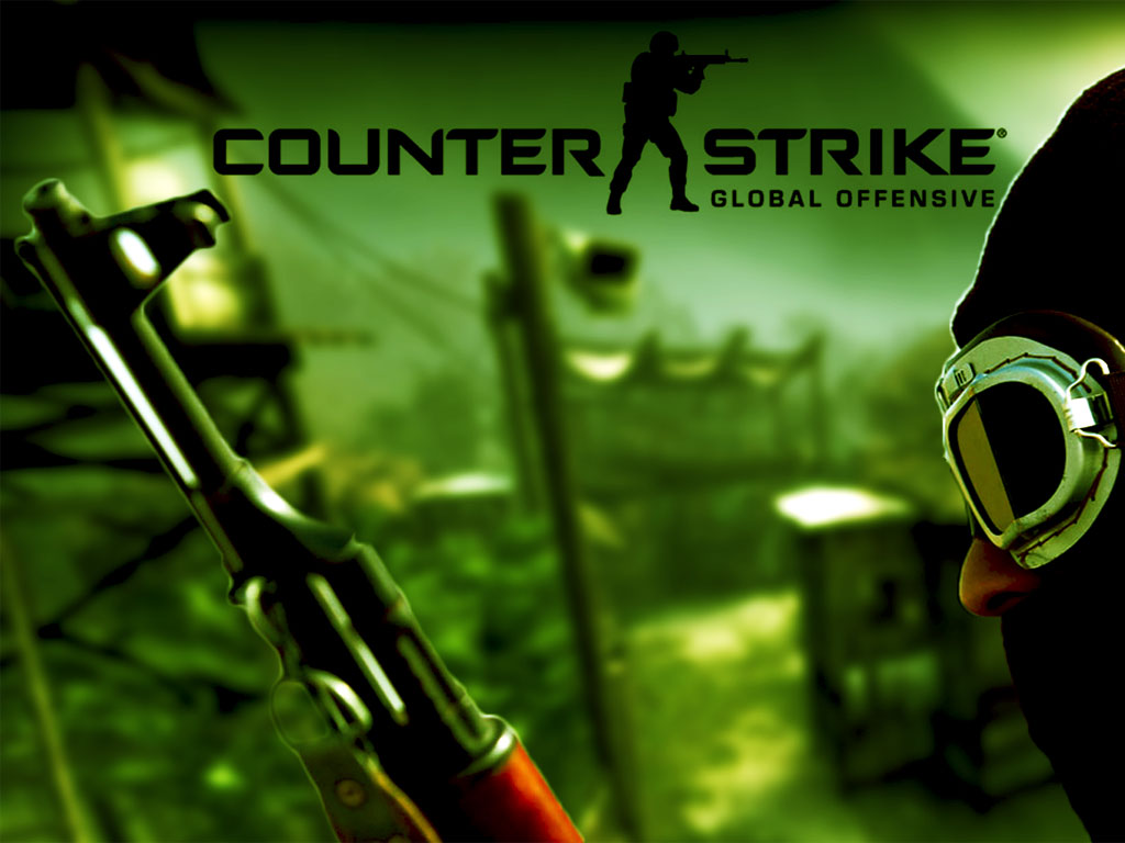 CSGO Counter Strike Global Offensive Wallpaper Hintergrundbild 1024x768