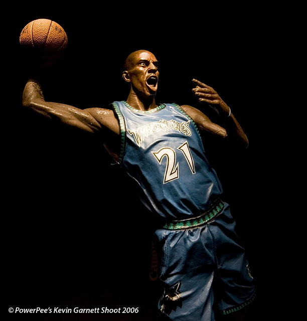 Kevin Garnett Wallpaper An Aggressive Guy NBA Picture 612x640