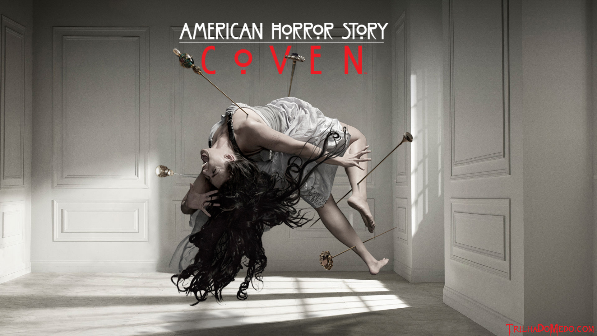 48 american horror story coven wallpaper on wallpapersafari - American horror story wallpaper ...