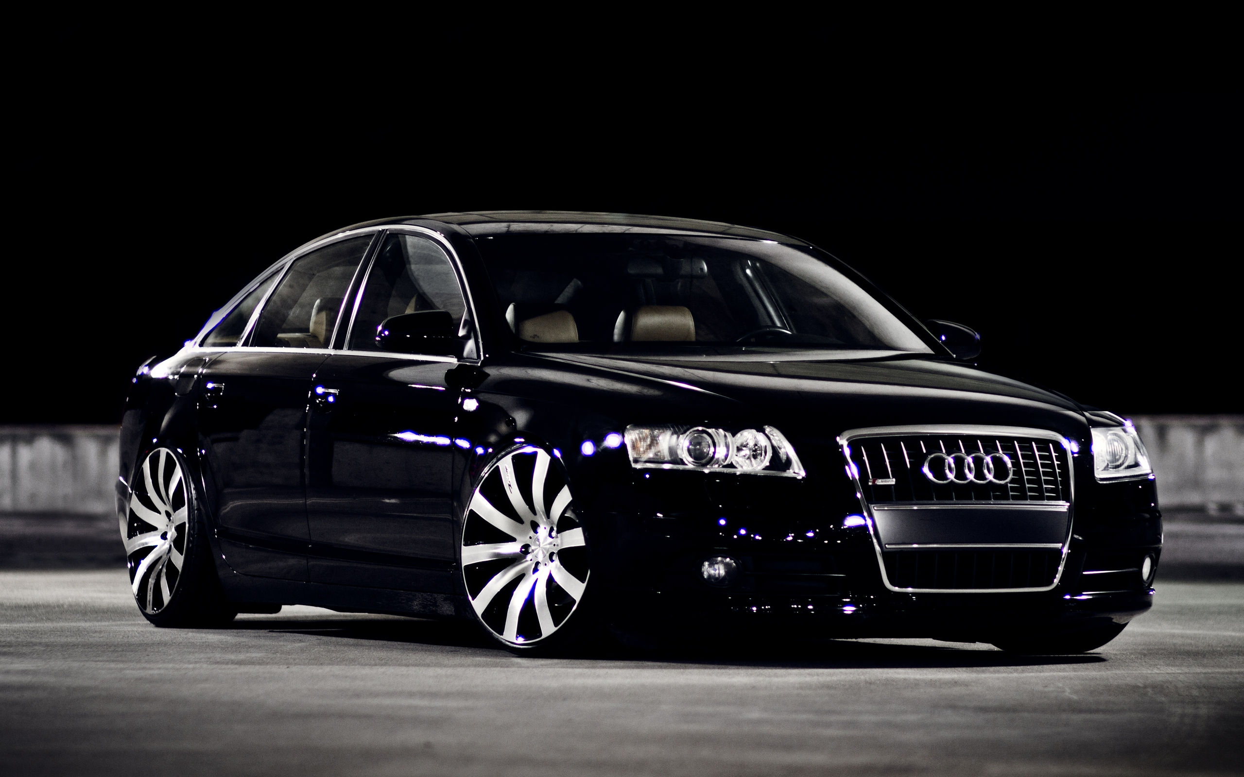 Cool HD Audi Wallpapers For Download 2560x1600