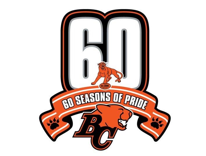 Bc Lions Wallpaper Bc lions 60th anniversary 708x538